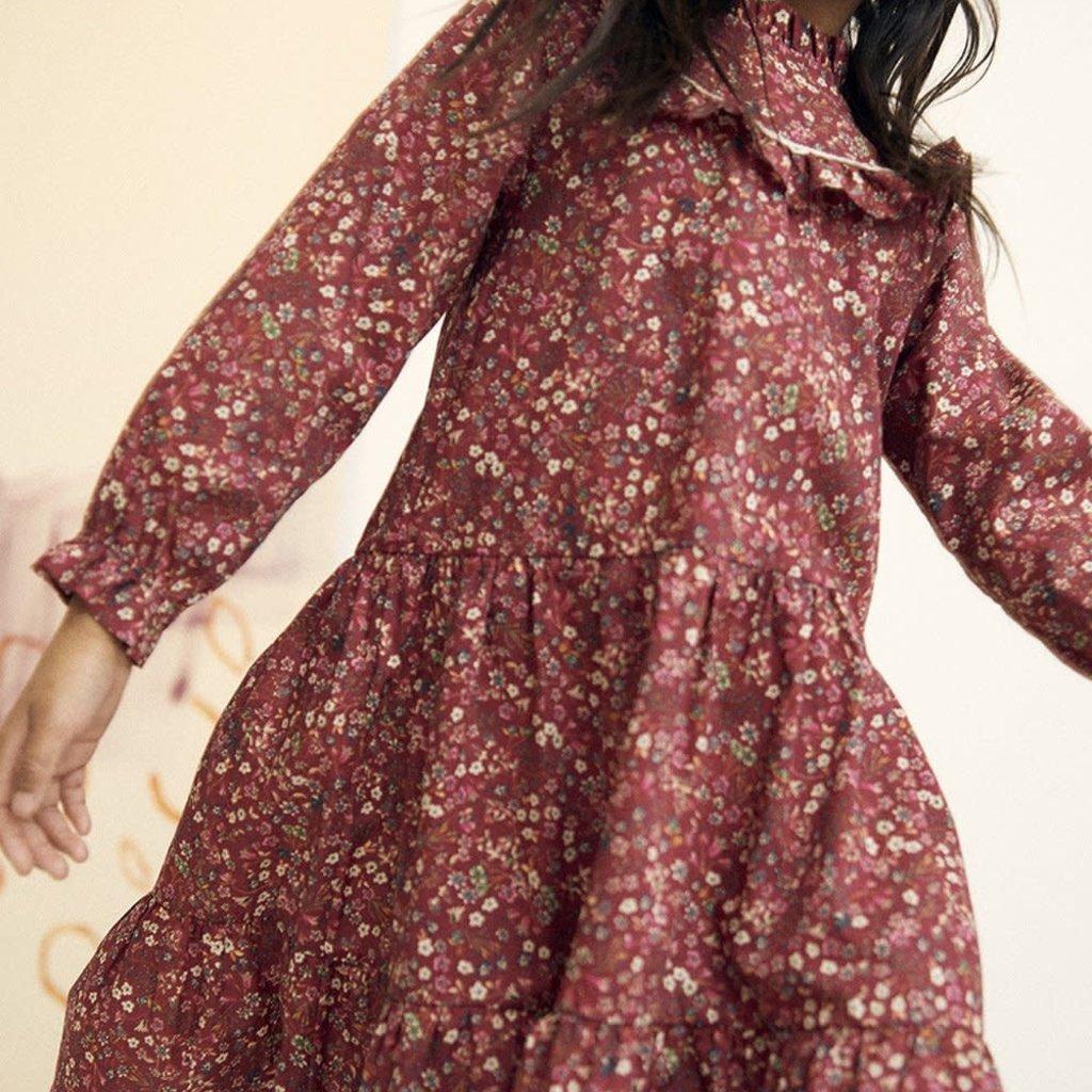 The new society Bernadette dress