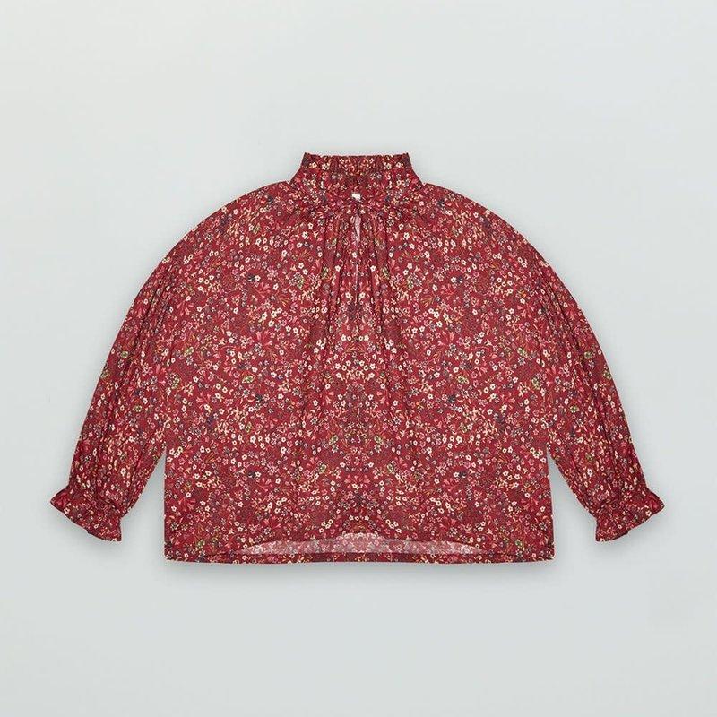 The new society Olivia Bernadette blouse