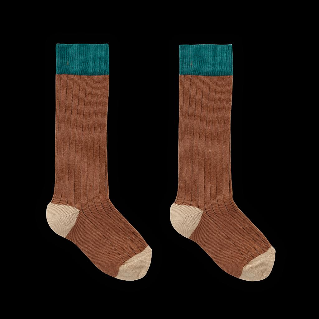 Sproet & Sprout Colourblock Socks