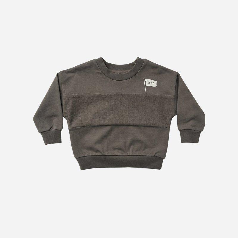 Rylee & Cru Charcoal Sweatshirt
