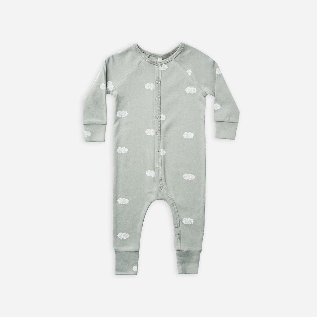 Rylee & Cru Long John Pajamas