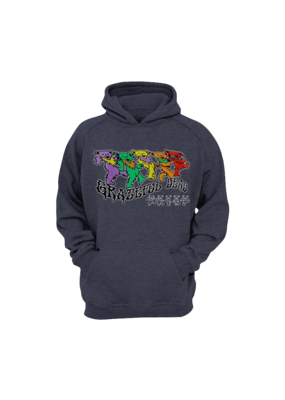 Grateful Dead Trippy Bears Hoodie / Sweatshirt