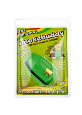 Smokebuddy Lime Green