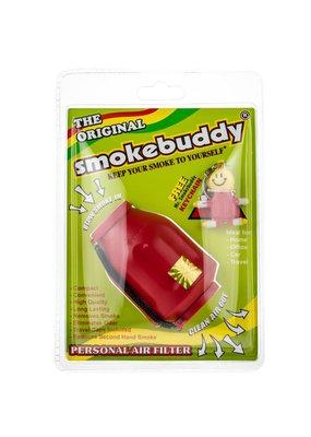 Smokebuddy Red
