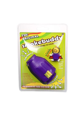 Smokebuddy Purple