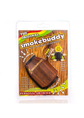 Smokebuddy Woodgrain