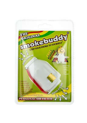 Smokebuddy White