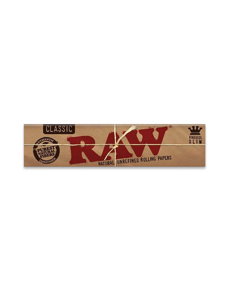 RAW Classic King Slim Rolling Papers