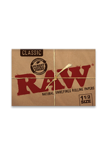 RAW Classic 1 1/2 Rolling Papers