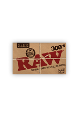 RAW Classic 300s 1 1/4 Rolling Papers