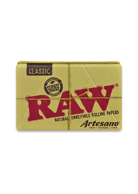 RAW Artesano 1 1/4 Rolling Papers