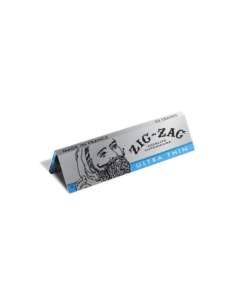 Zig-Zag Ultra Thin 1 1/4 Rolling Papers