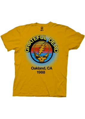 Grateful Dead - Oakland '88 T-Shirt
