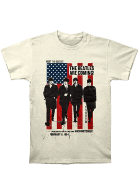 The Beatles - Are Coming T-Shirt