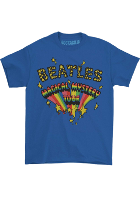 The Beatles - Magical Mystery Tour Royal Blue T-Shirt