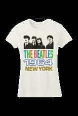 The Beatles - 1964 New York Women's T-Shirt