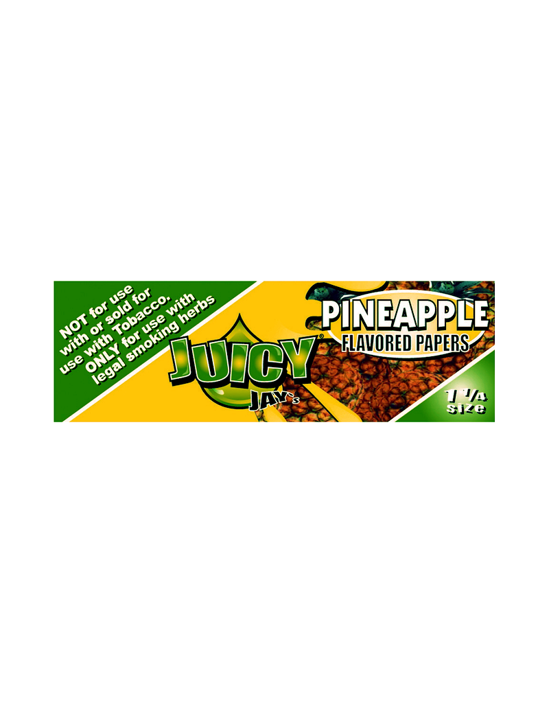 Juicy Jay's Pineapple 1 1/4 Rolling Papers