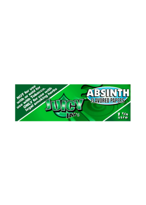 Juicy Jay's Absinthe 1 1/4 Rolling Papers