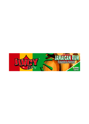 Juicy Jay's Jamaican Rum King Size Rolling Papers