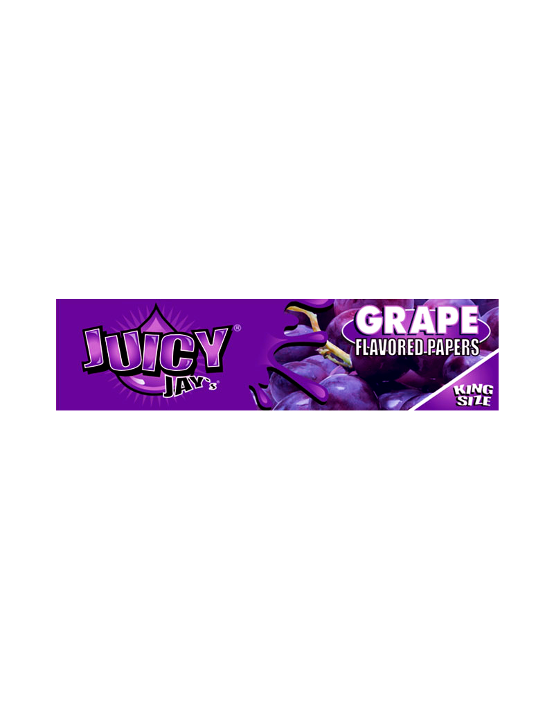 Juicy Jay's Grape King Size Rolling Papers