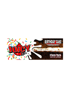 Juicy Jay's Birthday Cake King Size Supreme Rolling Papers