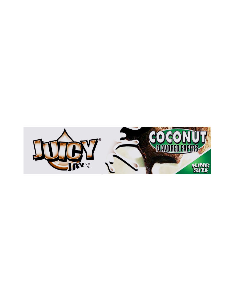 Juicy Jay's Coconut King Size Rolling Papers