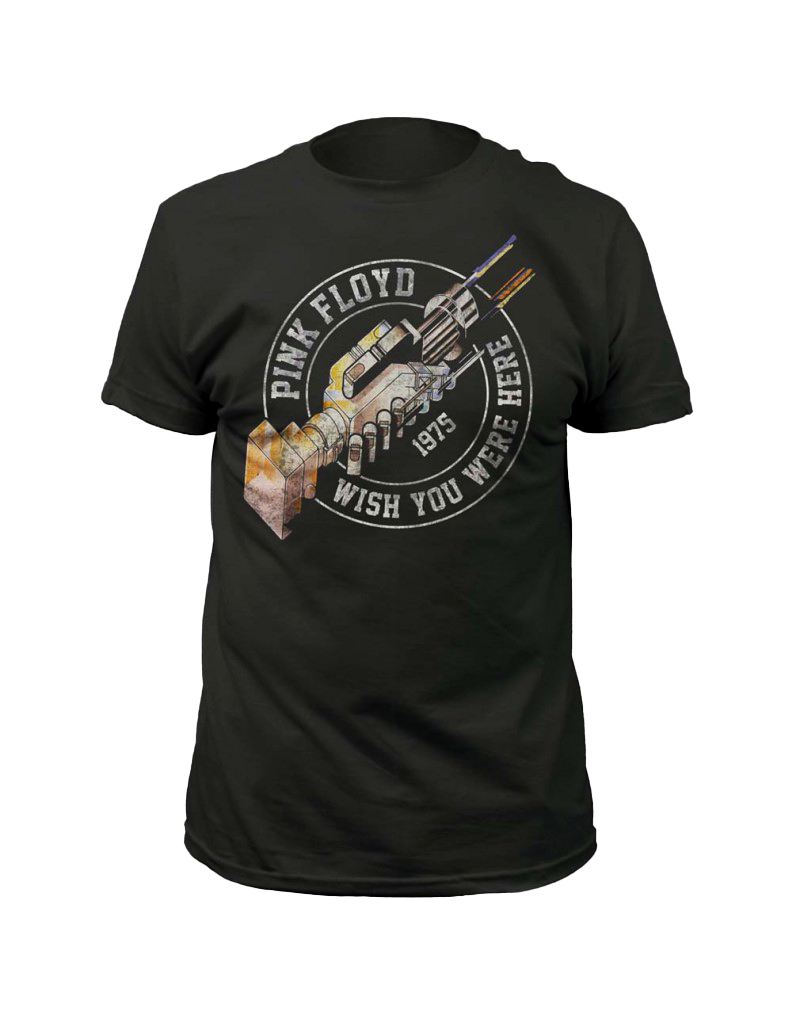 Pink Floyd Wish You Were Here 1975 T-Shirt