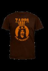 Frank Zappa - Zappa for President T-Shirt
