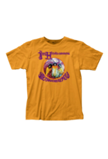 Jimi Hendrix Are You Experienced Fitted Ginger T-Shirt