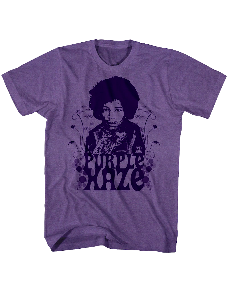 Jimi Hendrix Purple Haze T-Shirt