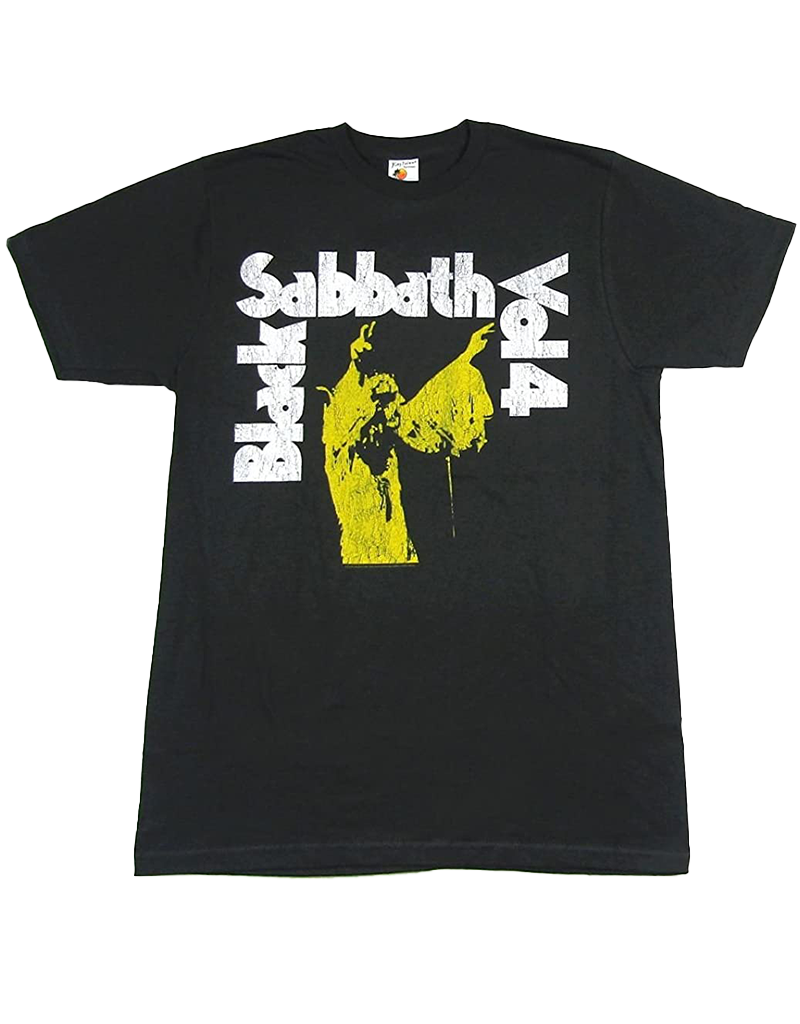 Black Sabbath - Vol 4 T-Shirt