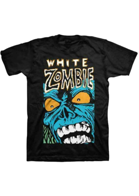 White Zombie - Blue Monster T-Shirt