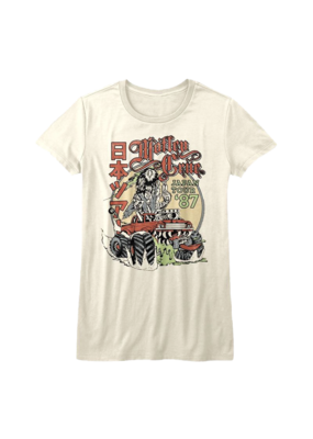 Motley Crue - Japan Tour Women's T-Shirt