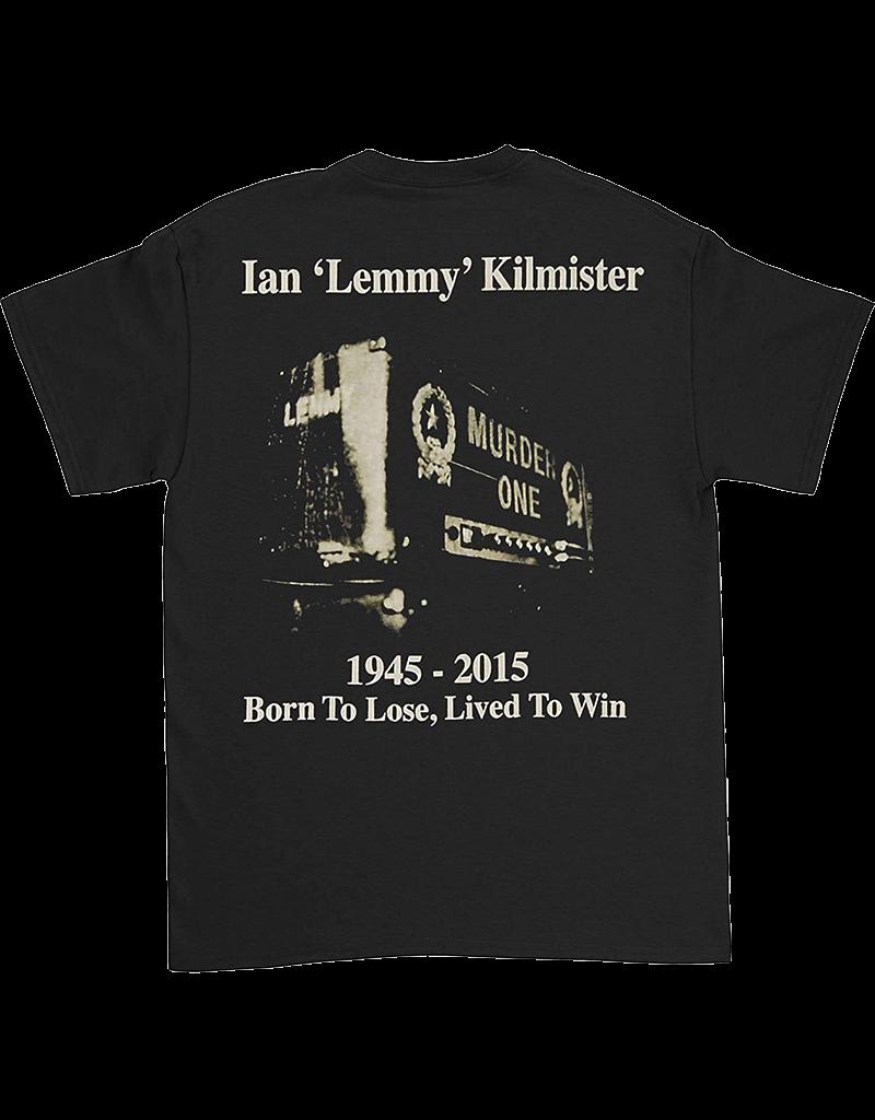 Lemmy - Live to Win T-Shirt