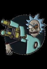 Rick And Morty Bionic Arm Hat Pin / Lapel Pin