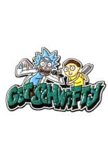 Rick And Morty Get Swifty Hat Pin / Lapel