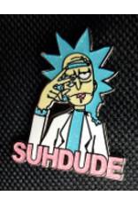 Rick And Morty SuhDude Rick Hat Pin / Lapel Pin