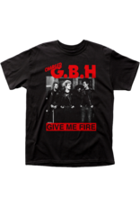 G.B.H. - Give Me Fire Fitted T-Shirt