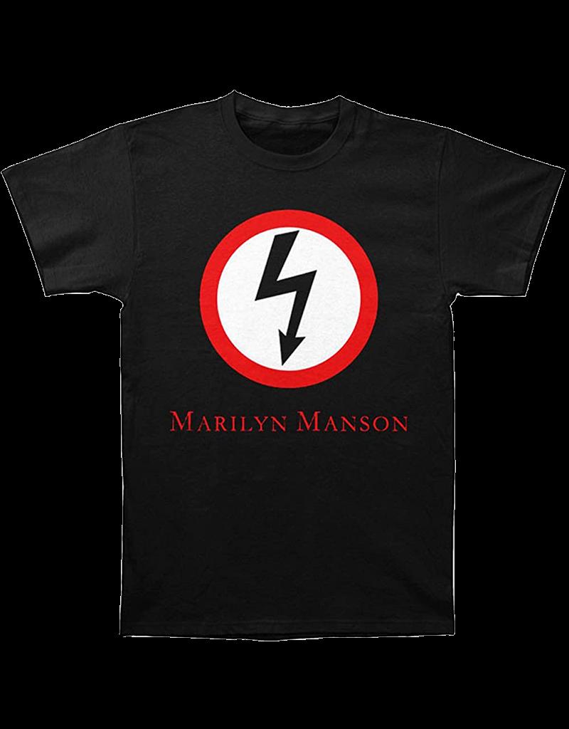 Marilyn Manson - Classic Bolt T-Shirt