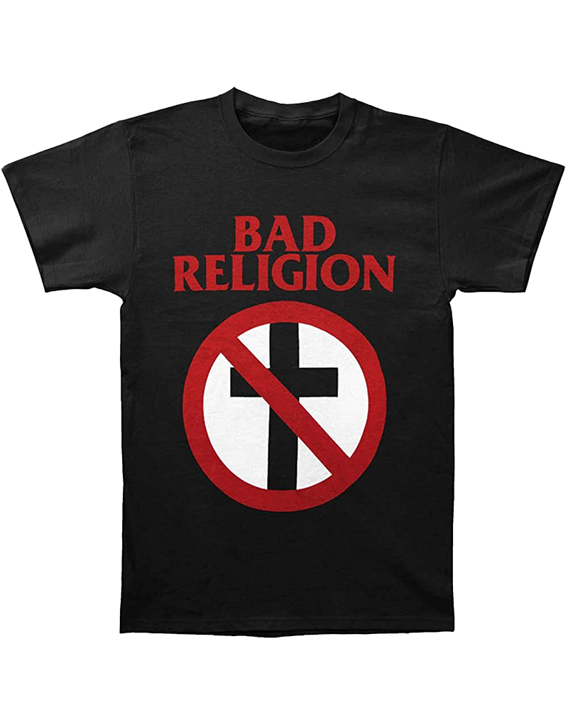 Bad Religion - Classic Crossbuster T-Shirt