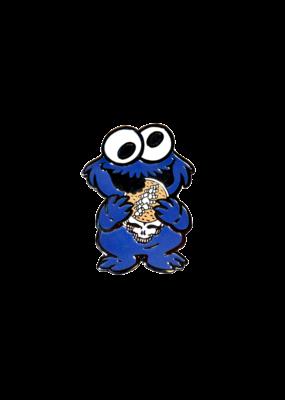 Grateful Dead Cookie Monster Hat Pin / Lapel Pin
