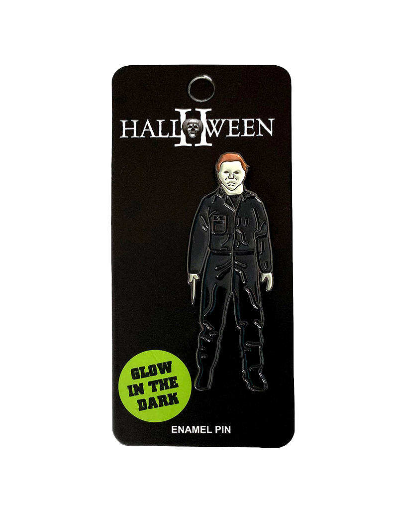 Mike Meyers Standing Hat Pin / Lapel Pin