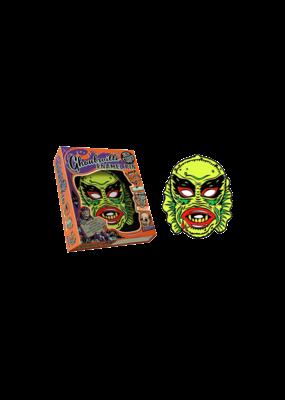 Ben Cooper Ghoulsville Creature Fish Face Enamel Pin Hat pin / Lapel Pin