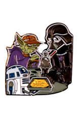 Star Wars Dab The Fuck Out Hat Pin / Lapel Pin