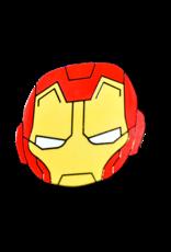 Cute Iron Man Face Hat Pin / Lapel Pin