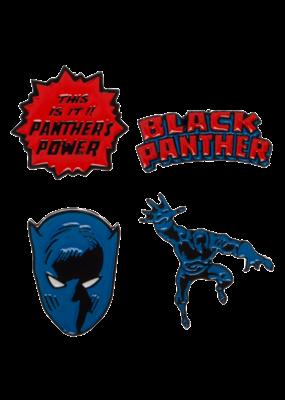 Black Panther Set Hat Pin / Lapel Pin