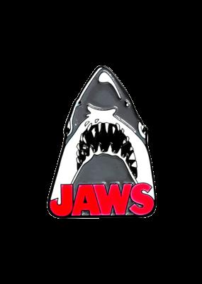 Jaws Glow In The Dark Enamel Pin Hat Pin / Lapel Pin