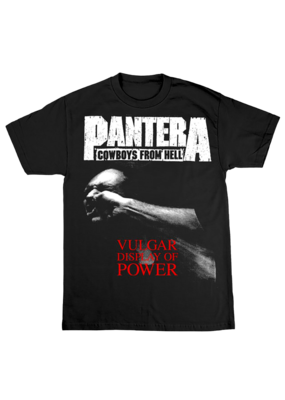 Pantera - Vulgar Display of Power T-Shirt