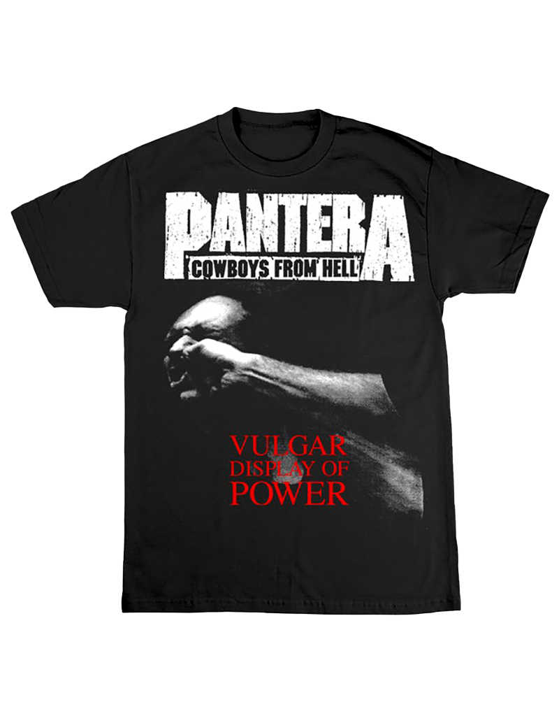 Pantera - Vulgar Display of Power T-Shirt