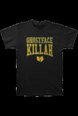 Ghostface Killah - Wu-Tang Gold Logo Fitted T-Shirt
